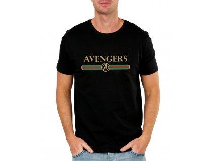 Pánské tričko Avengers Infinity war