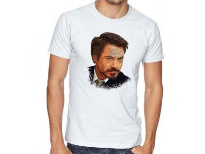 Pánské tričko Ironman Tony Stark