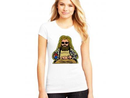 Dámské tričko Tlustý Thor