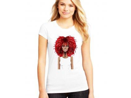 Dámské tričko Rihanna