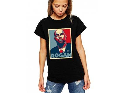 Dámské tričko Joe rogan