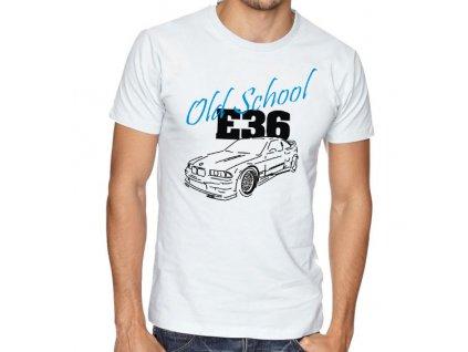 Pánské tričko bmw e36