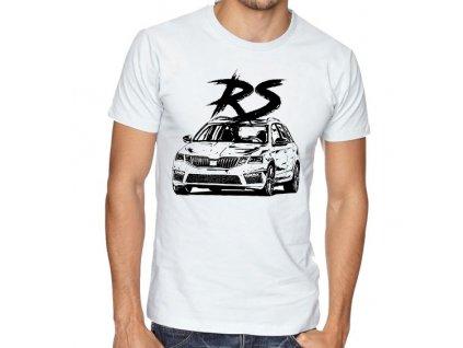 Pánské tričko Octavia RS