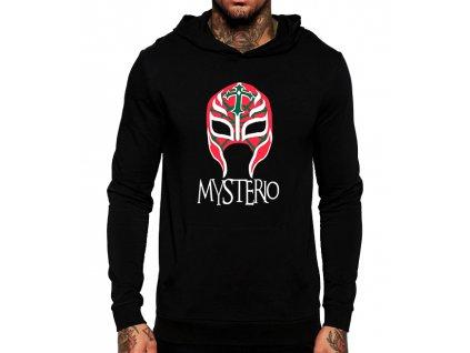 mikina s kapucí mysterio