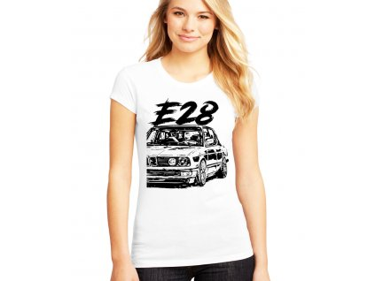dámské tričko bmw e28