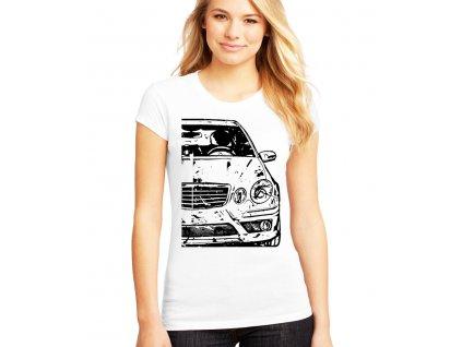 dámské tričko mercedes w211