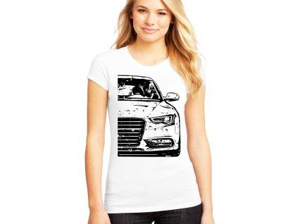 dámské tričko audi a5