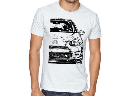 pánské tričko Citroen C3