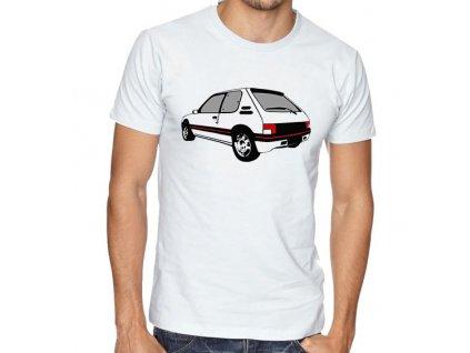 pánské tričko Peugeot 205