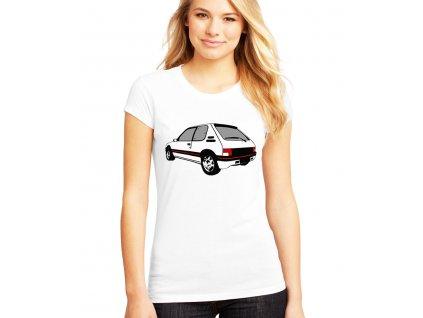 dámské tričko Peugeot 205