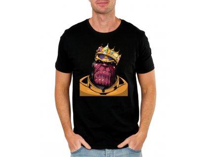 pánské tričko Avengers Infinity war Thanos