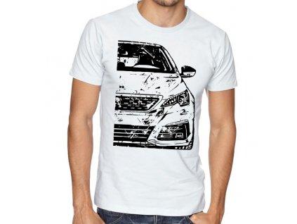 pánské tričko Peugeot 308