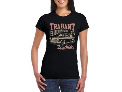 Dámské tričko Trabant 601