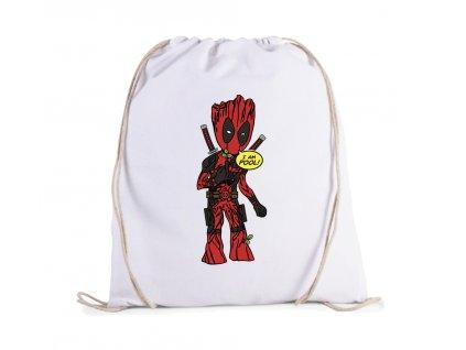 vak Deadpool a Groot