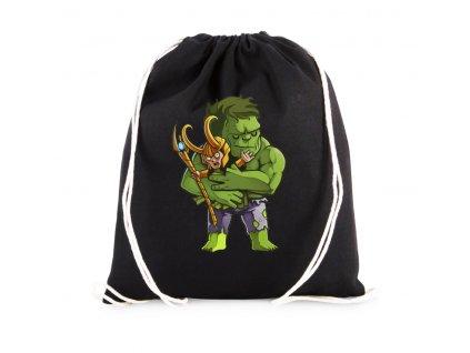 vak Hulk a Loki Avengers