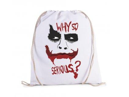 vak Joker Proč tak vážně