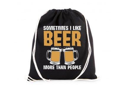 vak Někdy mám rád pivo více než lidi