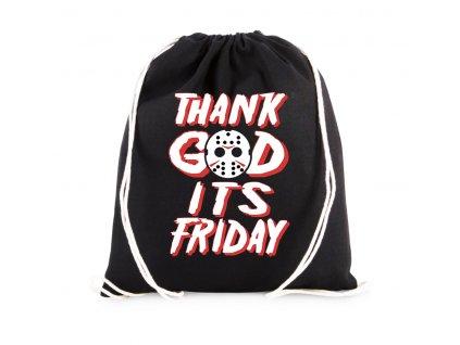 vak Pátek 13. Díky bohu Je pátek