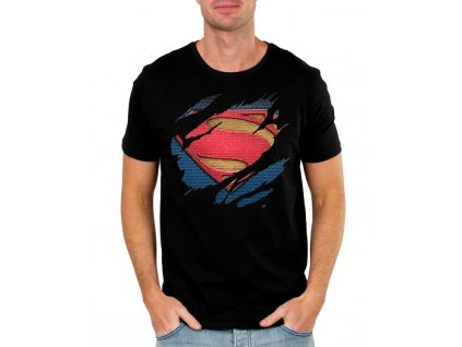 panske tričko Superman