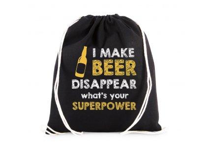 vak Sleduj nechám pivo zmizet a jaká je tvoje superschopnost