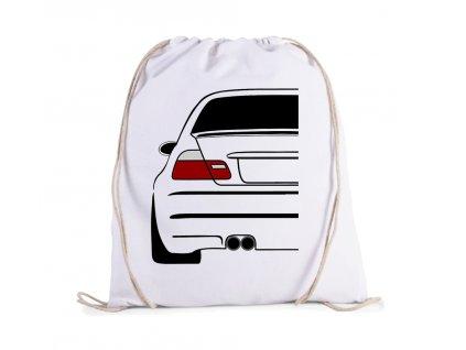 vak BMW E46 Zadek