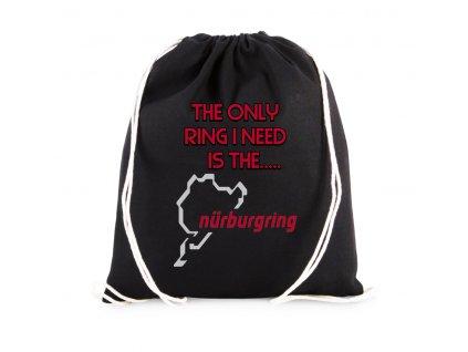 vak Jediný prsten který potřebuji je nurburgring