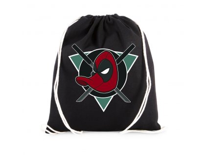 vak Anaheim Ducks Majestic Parodie Deadpool