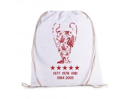 vak Liverpool FC Vítězové Ligy mistrů