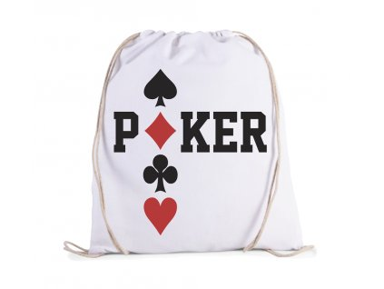 vak Poker Káry Piky Kříže Srdce