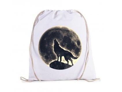 Vak Měsíc vlk