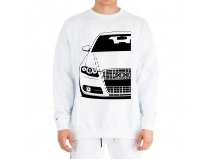 mikina bez kapuce Audi A4