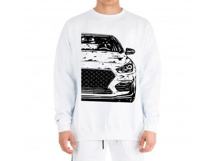 mikina bez kapuce Hyundai i30