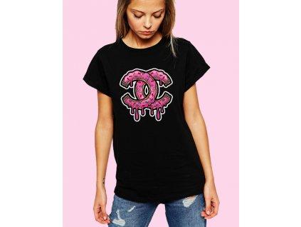 dámské tričko coco chanel