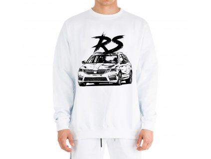 mikina bez kapuce Octavia RS