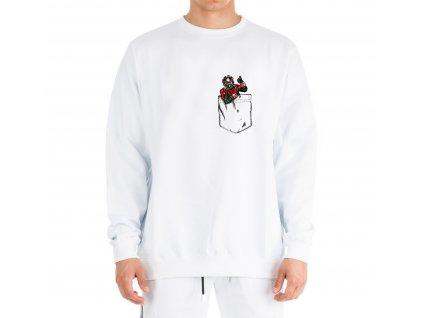 mikina bez kapuce Ant Man Kapsička na prsou