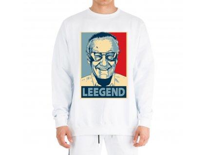 mikina bez kapuce Stan Lee Legenda