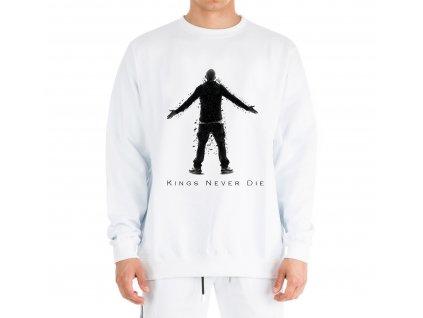 mikina bez kapuce Eminem kings never die