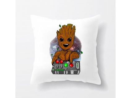 polštář Groot Strážci galaxie