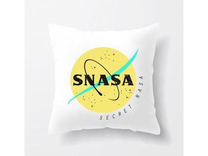 polštář HIMYM Snasa Tajná NASA
