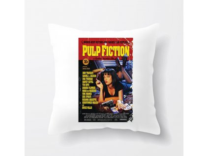 polštář Pulp Fiction film