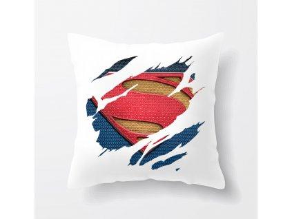 polštář Superman