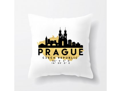 polštář Hlavní město Praha
