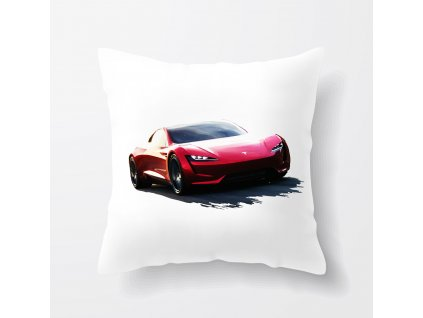polštář Tesla Roadster
