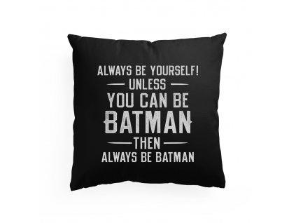 polštář Batman