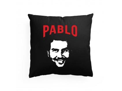 polštář Pablo Escobar