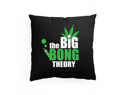 polštář The Big Bong Theory