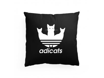 polštář Adicats Parodie Adidas