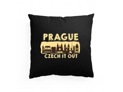 polštář Praha