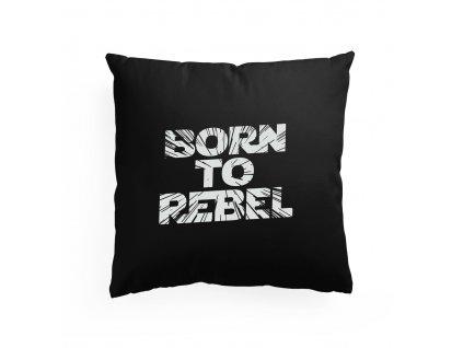 polštář Rebel