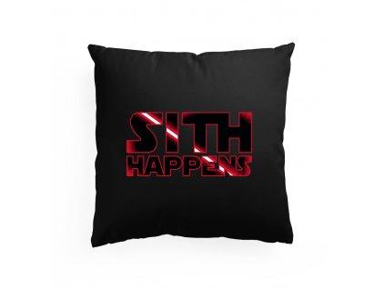 polštář Sith Happens
